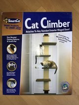 Cat Climber Tree by SmartCat Door Mounted BRAND NEW, NEVER USED!! in Joliet, Illinois