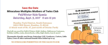 Fall / Winter Kids Resale Event in Huntley - Miraculous Multiples in Bartlett, Illinois