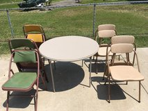 Table & 4 Or 8 Chairs in Fort Knox, Kentucky