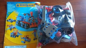 Build&Play construction set ages 5-8 in Schaumburg, Illinois