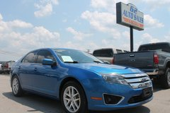 "2012 Ford Fusion SEL ""LOADED"" No Haggle Price #10690 in Elizabethtown, Kentucky"