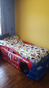 Step 2 Stock race car bed. in Orland Park, Illinois