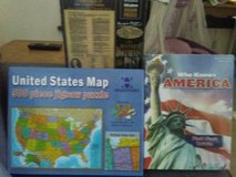 Learning puzzles and trivia game in New Lenox, Illinois