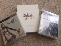 PS3 - Set of 3 Final Fantasy Games in Batavia, Illinois