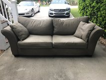 Matching Sleeper Sofa and Love Seat in Wilmington, North Carolina