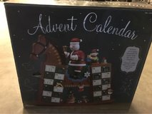 Christmas Advent Calendar in Cherry Point, North Carolina