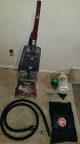 Hoover Carpet and Upholstery Deep Cleaner in Camp Pendleton, California