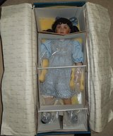 New Master Piece Gallery Limited Edition Doll Anika by Donna Faville 1998 #144 in Joliet, Illinois