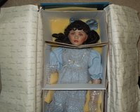 New Master Piece Gallery Limited Edition Doll Anika by Donna Faville 1998 #144 in Bolingbrook, Illinois