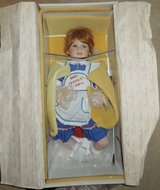 New Kelloggs Snap Crackle Pop Katie Doll By Thelma Resch 1999 W COAuthenticity in Joliet, Illinois