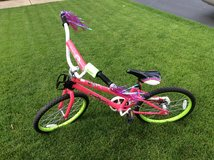 Pink & Green Girls Bike in Naperville, Illinois