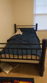 Twin bed in Fort Carson, Colorado