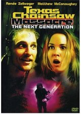 NEW IN PLASTIC - Texas Chainsaw Massacre the Next Generation in Fairfield, California