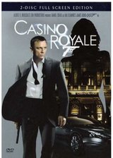 Casino Royale  2 disc full screen in Fairfield, California