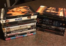 Various DVDs in Fort Knox, Kentucky