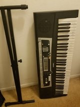Keyboard with stand in Glendale Heights, Illinois