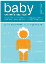 """The Baby Owner's Manual"" in Travis AFB, California"