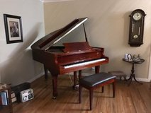 Schafer and Sons baby grand piano in Roseville, California
