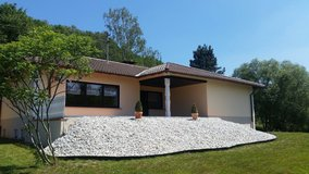Mediteran Bungalow with beautiful large patio in Ramstein, Germany