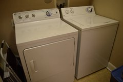 GE Electric Washer & Dryer in Melbourne, Florida