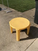 yellow little tikes table in Fort Knox, Kentucky
