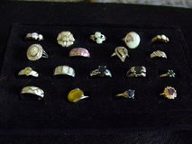 Opal rings and other things in Fort Lewis, Washington