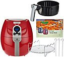 Air Fryer - CooksEssentials 1500W Digital Air Fryer with Presets & Grill Rack in Bartlett, Illinois