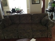 Hickory Hill Sofa & Lane Queen Anne Recliner in Fort Benning, Georgia