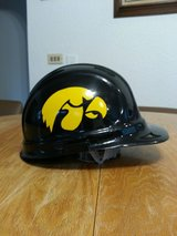 Hawkeye hard hat in Ottumwa, Iowa
