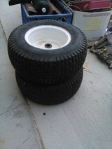 TRACTOR TIRES FOR RIDING MOWER in 29 Palms, California