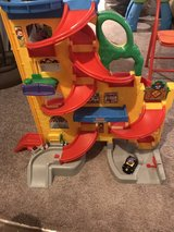 Fisher Price stand and go car ramp in Glendale Heights, Illinois