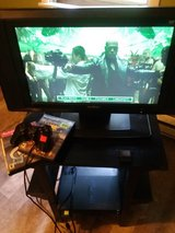 "21 Inch Flat screen TV with built in DVD player ""no remote"" in Joliet, Illinois"