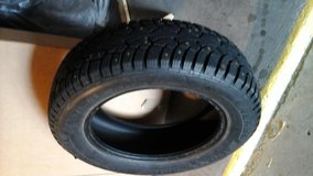 Two Studded Snow Tires / Generals Altamax / used one season, I can deliver on post :) in Watertown, New York