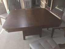 dining table w/ 6 chairs in 29 Palms, California