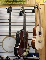 Guitars in Fort Campbell, Kentucky