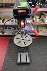 """Craftsman 12"""" 1/2 HP Drill Press with Laser in Hopkinsville, Kentucky"""