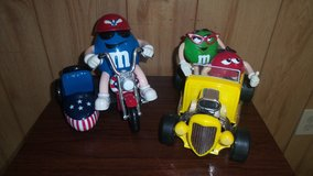 M-n-M Candy Dispensers in Fort Knox, Kentucky