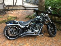 2013 Harley Davidson Breakout in Spangdahlem, Germany