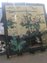 China vintage room divider in 29 Palms, California