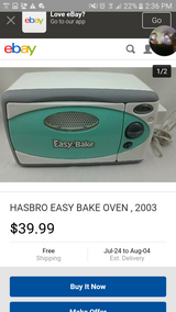 Easy bake oven in Lufkin, Texas