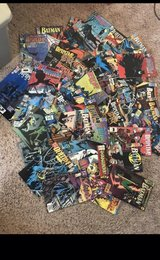 lot of 51 Batman Comics late 80's early 90's all VFNM condition in Fort Lewis, Washington