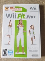Wii fit plus game in Fort Drum, New York
