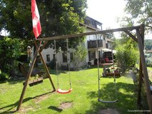Beautiful furnished apartment with 2 br (3.5 rooms in total) and very nice private garden in Stuttgart, GE