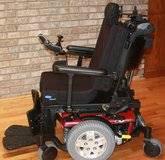 Quantum Q6 Edge Power Wheelchair in Naperville, Illinois