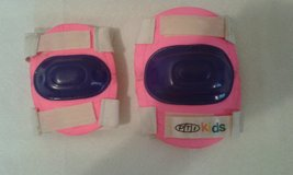 Girl's 2-Elbow and 2-Knee Pads Set in Alamogordo, New Mexico