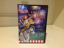 Liberty Kids Series 4 DVDs 40 Episodes in Houston, Texas