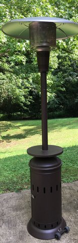 Outdoor Propane Deck Heater 40,000 BTU in Fort Campbell, Kentucky