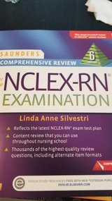 Saunders NCLEX RN Comprehensive Review ed 6 in Bartlett, Illinois