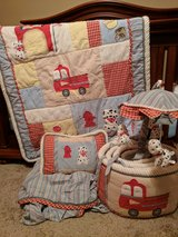Fire Truck Baby/Crib Bedding & Decor in Cleveland, Texas
