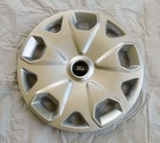 """2014 to 2016 FORD Transit Connect 16"""" OEM Silver Hubcap Wheel Cover DT11-1130-BB in Byron, Georgia"""